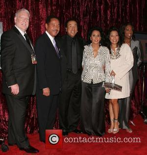 Smokey Robinson, Frances Robinson, Brandy Maddox and Guest United Negro College Fund Presents An Evening of Stars Tribute to Smokey...