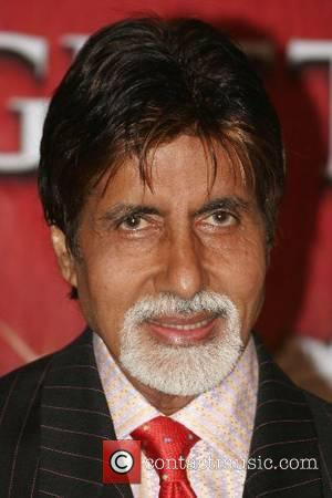 Amitabh Bachchan The Unforgettable Tour announcement at Oulton Hall Leeds, England - 07.06.07
