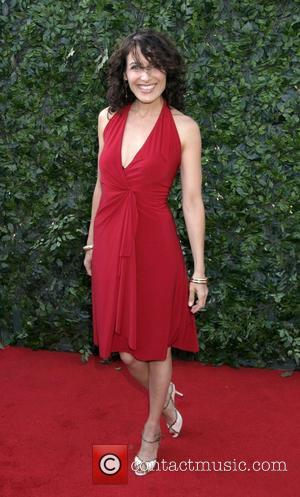Lisa Edelstein Universal Media Studios Emmy Party at LG House Malibu, California - 02.08.07