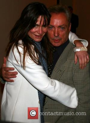 Udo Kier and Alexandra Kamp