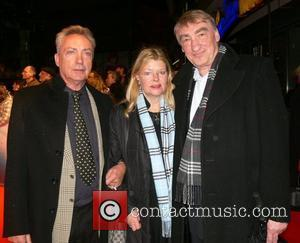 Udo Kier, Barbara John and Gottfried John