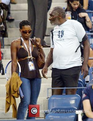 Venus Williams and Richard Williams