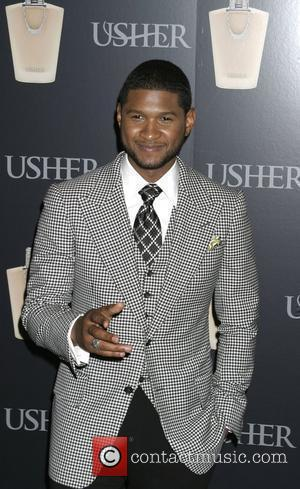 Usher Makes A Stand In U.k. Album Charts