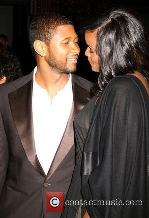 Usher Amazed By Negative Wedding Coverage
