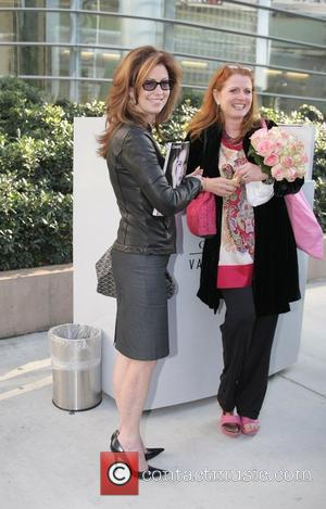 Dana Delany Powerful women in entertainment unite at a luncheon at the Craft Building to celebrate V-Day's 10 years of...
