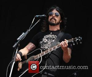 Dave Grohl, V Festival, Foo Fighters