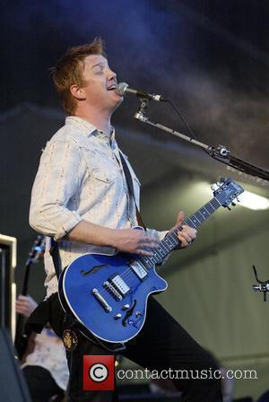 Josh Homme, Richard Branson, Queens Of The Stone Age