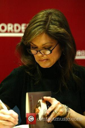 Valerie Bertinelli signs copies of her book 'Losing It' at Borders Washington, DC, USA - 07.03.08