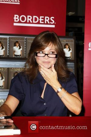Valerie Bertinelli signs copies of her book 'Losing It' at Borders  Las Vegas, Nevada - 19.04.08