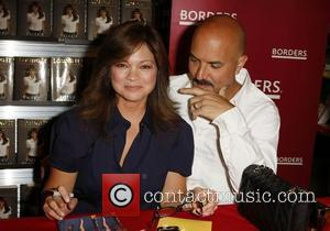 Valerie Bertinelli and Tom Vitale