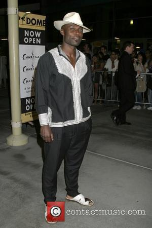 Jimmy Jean Louis  'In the Valley of Elah' premiere held at Arclight Cinemas - Arrivals Hollywood, California - 13.09.07