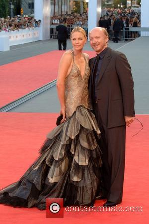 Charlize Theron and Paul Haggis 64th Venice Film Festival - Day 4 - 'In the Valley of Elah' premiere -...