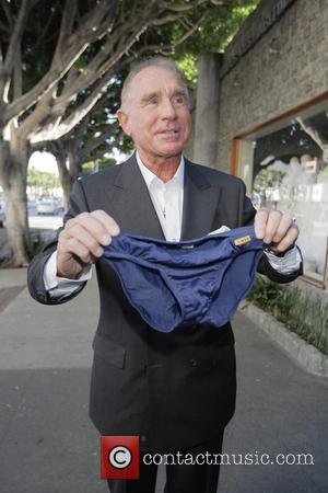Frederic Prinz von Anhalt shows off his new Speedo swimming trunks Los Angeles, California - 27.02.08