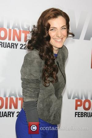 Ayelet Zurer World Premiere of 'Vantage Point' held at the Lowe's Lincoln Square Theatre New York City, USA - 20.02.08