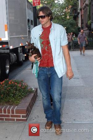 Ashton Kutcher and Cher