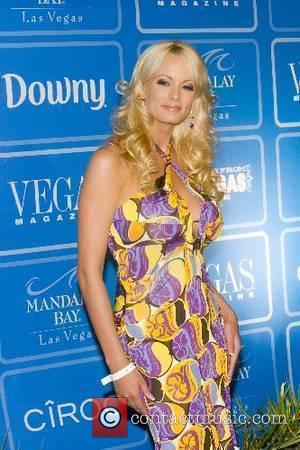 Stormy Daniels Vegas Magazine 4th Anniversary and Closing Night Party - Arrivals Mandalay Bay Resort and Casino Las Vegas, Nevada...