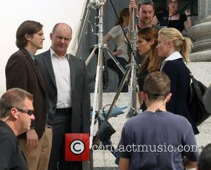 Ashton Kutcher, Cameron Diaz and Cher