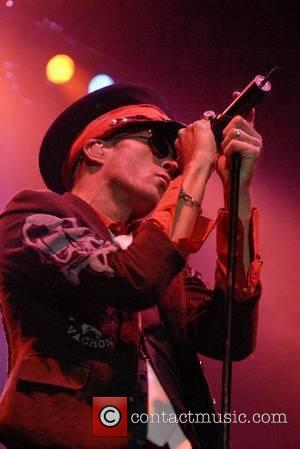 Scott Weiland, Cardiff International Arena