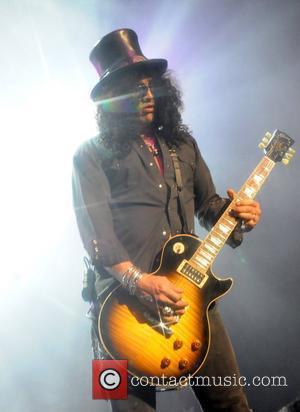 Slash Gave Up Snakes For The Sake Of His Son