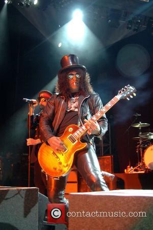 Slash, Santa Barbara Bowl
