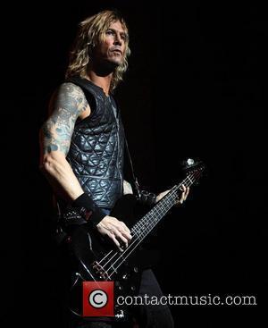 Duff Mckagan and Velvet Revolver