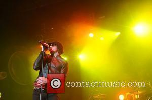 Scott Weiland Velvet Revolver performing at The Brighton Centre Brighton, England - 27.03.08
