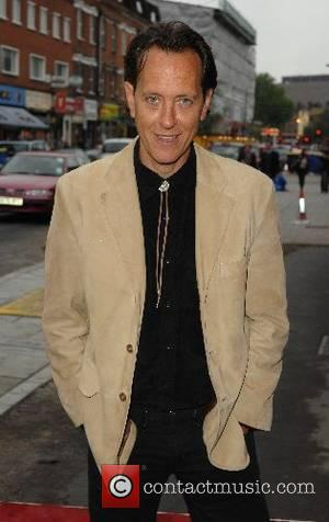 Richard E. Grant 'Vernon God Little' - gala performance at The Young Vic London, England - 10.05.07