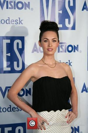 Megan Fox Voted World's Sexiest Woman