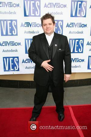 Patton Oswalt attends the '6th Annual VES Awards' at the Kodak Theatre - Arrivals Hollywood, California - 10.02.08