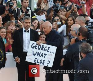 George Clooney, Venice Film Festival