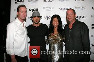 Steve Fowler, Jesse Metcalf, Tanjee Mahdabi and Steve Goldberg Grand Opening of VICE nightclub Hollywood, California - 23.08.07