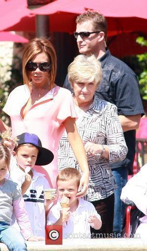Beckham: 'I'm Not Jealous Of David's Fans'