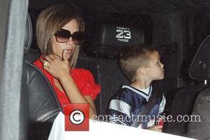 Beckhams Consider Saying Hello To Richie's Old Home