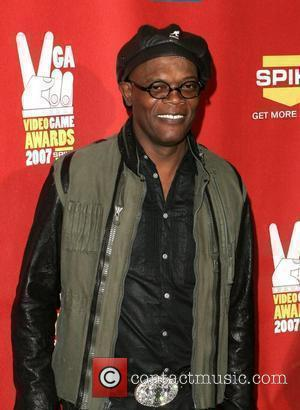 Samuel L Jackson Spike TV Video Game Awards held at the Mandalay Bay hotel casino  Las Vegas, Nevada -...