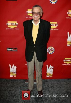 Stan Lee Signs Up To Branson's Comic Empire