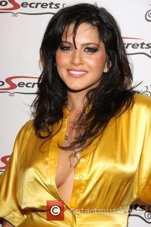 Sunny Leone Video Secrets 2nd annual holiday celebration at the Playboy Mansion Los Angeles, California - 15.12.07