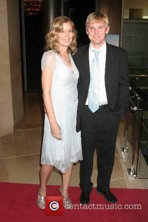 Ricky Schroder, Andrea Bernard Viewpoint School Fundraiser - Arrivals held at the Beverly Hilton California, USA - 12.05.07