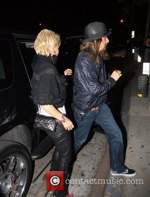 Kid Rock outside Villa Lounge in West Hollywood Los Angeles, California - 31.03.08