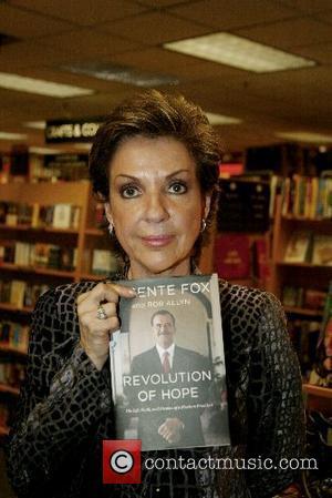 Marta Sahagún Jiménez and Fox