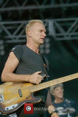 Sting: 'Cocaine Disagreed With Me'