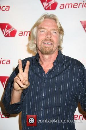 Richard Branson and Las Vegas
