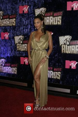 Beyonce Knowles, Las Vegas and Mtv