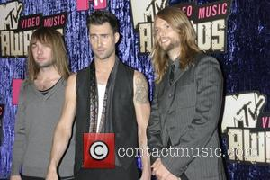 Las Vegas, MTV Video Music Awards, MTV, Maroon 5
