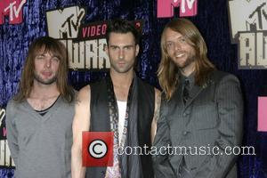 Maroon 5 MTV Video Music Awards - Arrivals Las Vegas, Nevada - 09.09.07