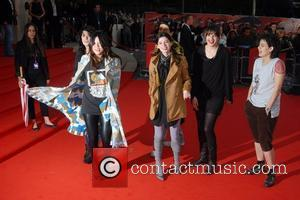 CSS Vodafone Live Music Awards - Arrivals London, England - 19.09.07