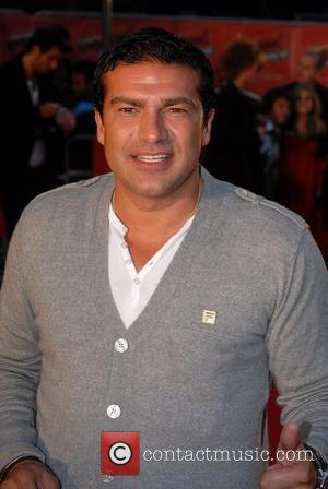 Tamer Hassan Vodafone Live Music Awards - Arrivals London, England - 19.09.07