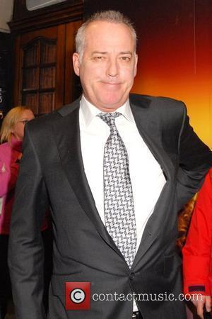Michael Barrymore The Vortex at the Apollo Theatre - Press Night London, England - 26.02.08