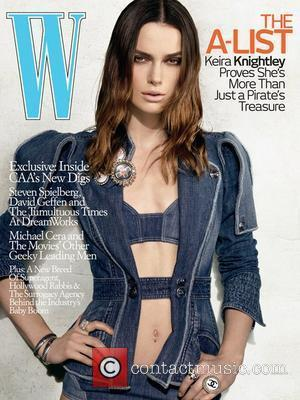 Knightley 'Furious' With Lohan