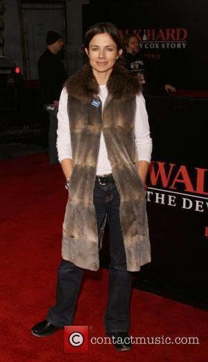 Justine Bateman  Premiere of 'Walk Hard: The Dewey Cox Story' held at Grauman's Chinese Theatre - Arrivals Hollywood, California...