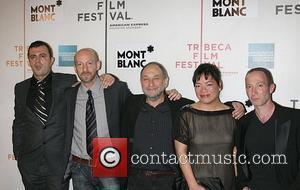Sergej Trifunovic, Joshua Seftel, Jeremy Pikser, Grace Loh and Mark Leyner